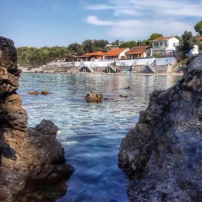 Zindancık Koyu, İzmir Dikili'nin Bademli Köyü'ne bağlı, Dikili merkeze 10 km uzaklıkta bir koy. Beyaz kumu, berraklığı, sakinliği, doğallığı, mavinin her tonu mıuhteşem. #Maximiles #Turkey #Türkiye #deniz #plaj #denizmanzarası #gezilecekyerler #gidilecekyerler #koylar #plajlar #doğa #doğamanzarası #doğamanzaraları