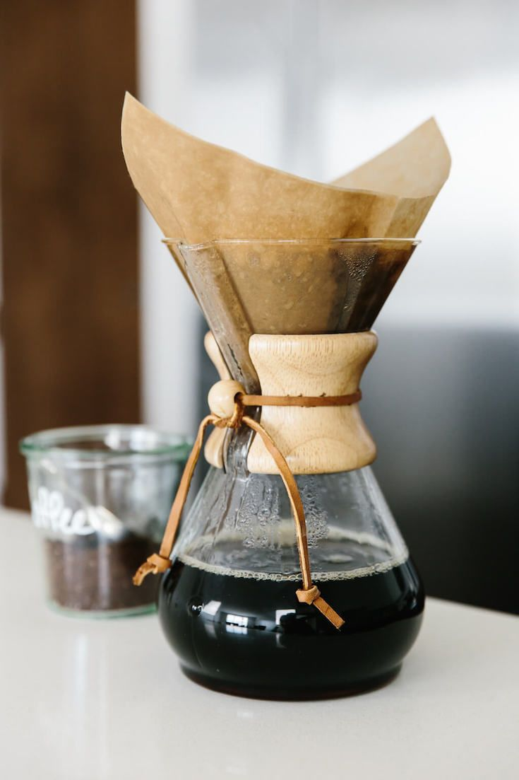 Chemex 101: Brewing Tips and Advice From a Coffee Novice