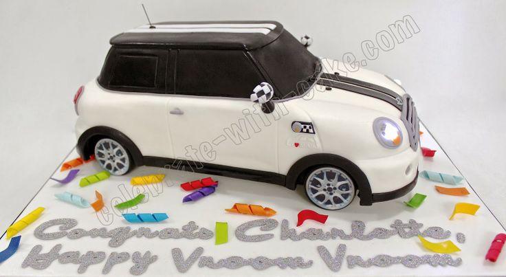 Celebrate with Cake!: Mini Cooper