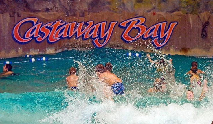 scape to Tropical Sandusky, Ohio at Castaway Bay - Enter Giveaway