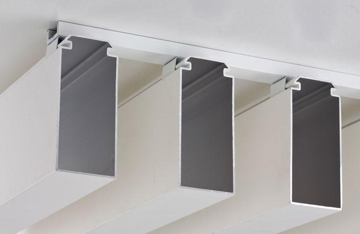 Concept Click Aluminium Battens | Woodform