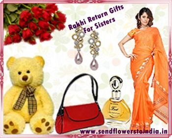 Explore a wide range of #Rakhi #Return #gifts like Fashion jewellery, Accessories, Apparels etc.  For your sister and make this occasion even more special!!!  For more visits: http://bit.ly/1xxmDd9