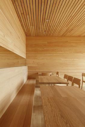 The Seibl Inn  by Juri Troy Architects