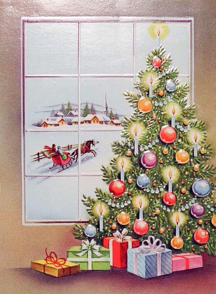Best 25+ Vintage christmas trees ideas on Pinterest