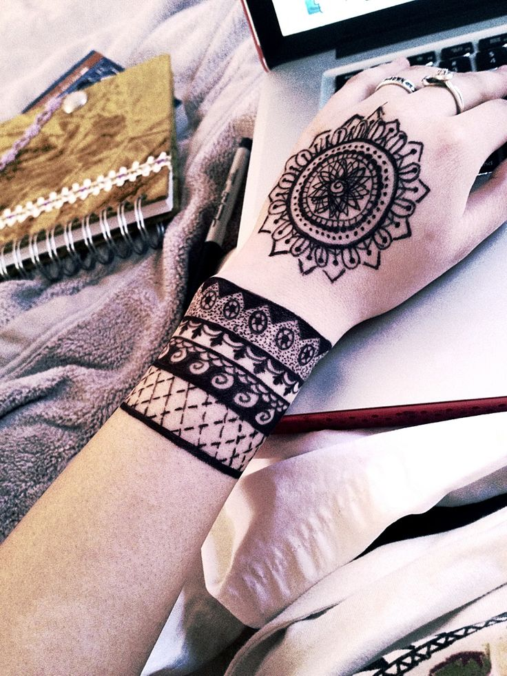Cool Wrist Tattoos Henna: 17 Best Images About Possible For Wrist Cover Up On
