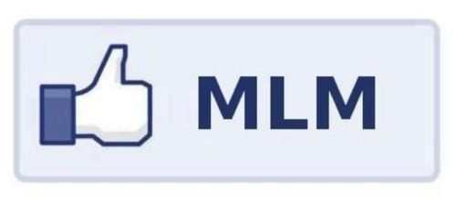 "Introducing the ""MLM LIKE"" button! :)"