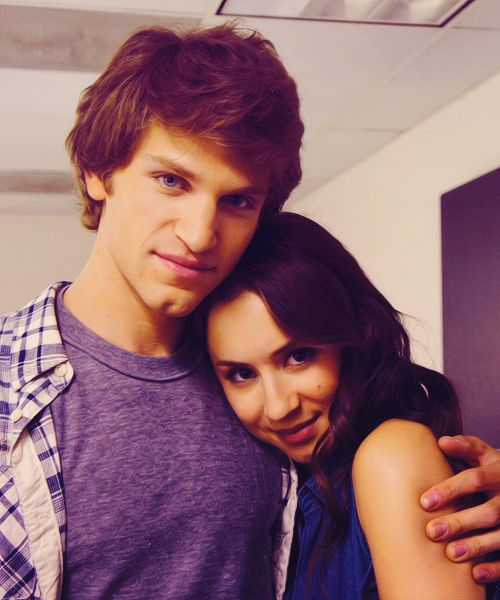troian and keegan allen dating Even though the show's main 'ships are all broken up now — including spencer ( troian bellisario) and toby (keegan allen), aria (lucy hale) and ezra (ian harding), hanna (ashley benson) and caleb (tyler blackburn), and emily (shay mitchell) and alison aria's new boyfriend, liam, is a co-worker.