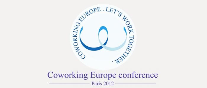 Coworking Europe 2012. 8, 9 y 10 de Noviembre en París   Coworking Spain