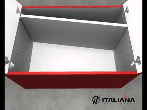 UNICO Wood Shelf Support - Italiana Ferramenta