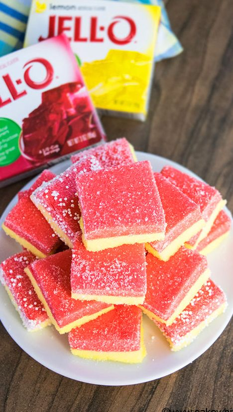 #Ad Easy JELL-O MARSHMALLOWS, made in 1 hour with 4 basic ingredients. This is a simple no bake dessert or snack for kids birthday parties. From cakewhiz.com #JELLOcreations #nobake #recipes #dessert