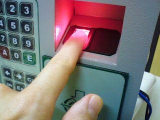 Evolución de los sistemas de registro de asistencia de personal.