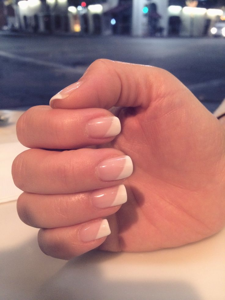 151 Best Images About French Manicure Pictures Gallery On