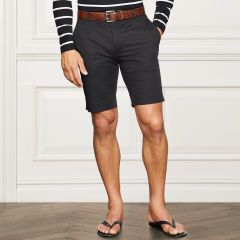 Cotton Poplin Short - Purple Label Shorts - RalphLauren.com
