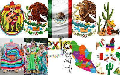 20 imágenes gratis de los Símbolos Patrios de México para festejar nuestra Independencia (16 de Septiembre) | Banco de Imagenes (shared via SlingPic)