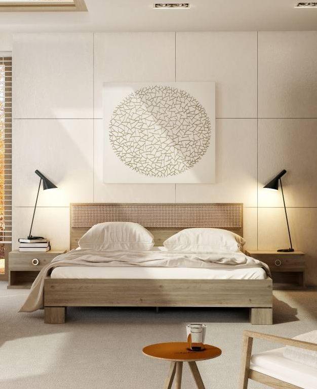 Meble do sypialni – łóżko #TwojeMeble #TwojaSypialnia #Łóżko #ROMA #Dig-net