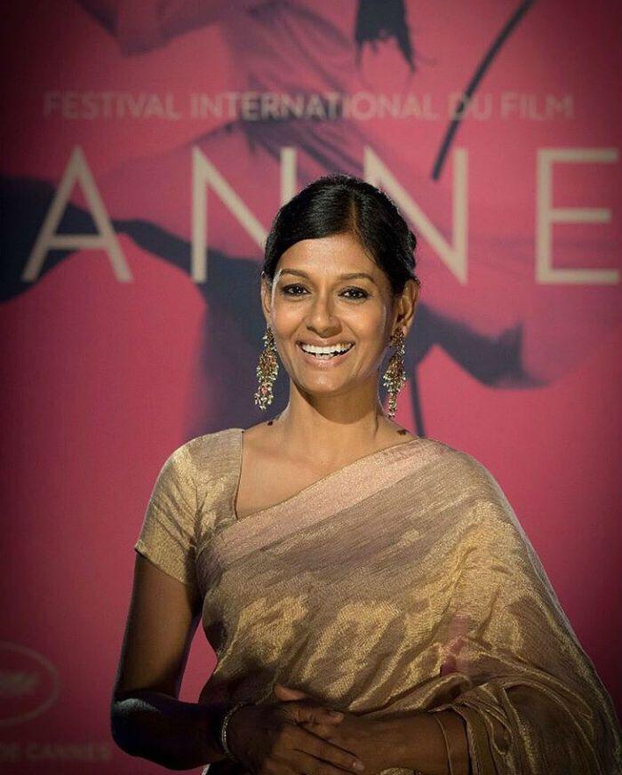 Nandita Das at Cannes Film Festival 2017