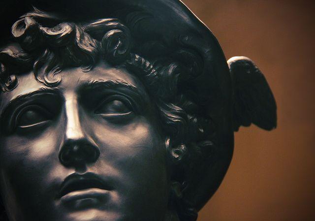 Hermes, British Museum  @ British Museum