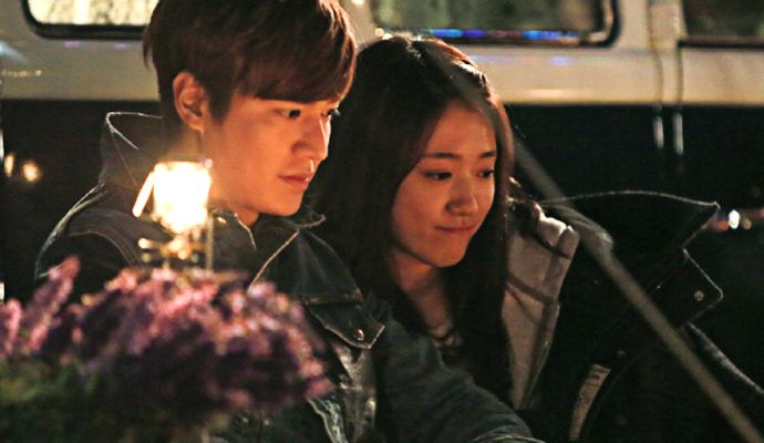 """Heirs"" Cast's Chilly Rehearsals"