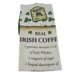 Real Irish Coffee T Towel and Pot Holder