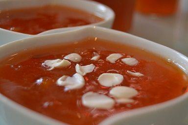Şeftali marmelati http://www.lezzetliyemeklerperisi.com/diger-tarifler/seftali-marmelati-tarifi.html