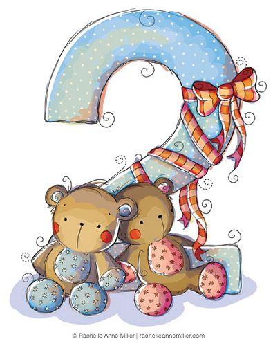 Two Bears by Rachelle Anne Miller, via Flickr