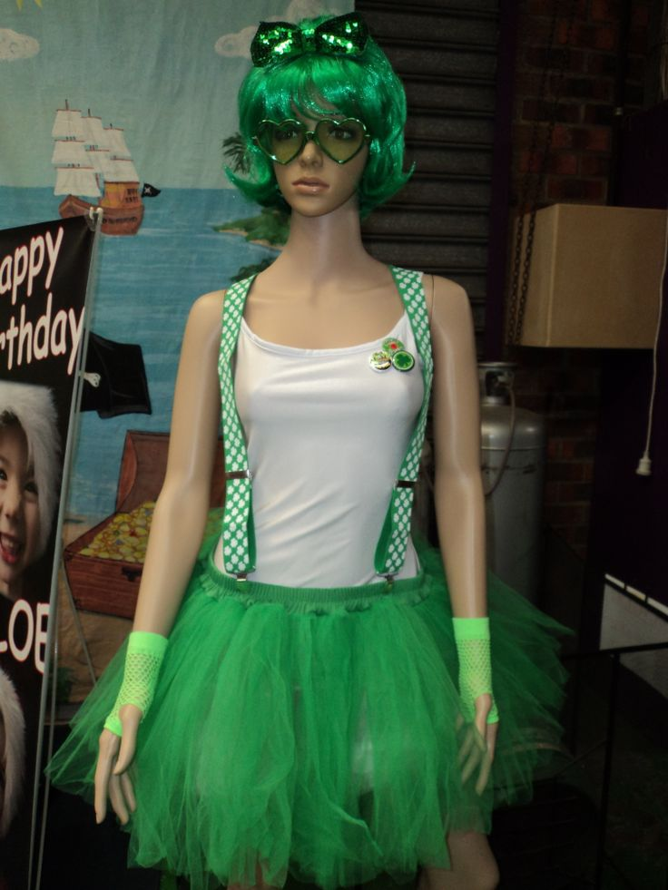 18 best St. Patrick Day Mannequin display images on Pinterest ...