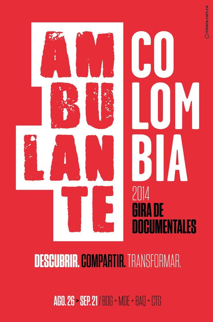 Imagen de Ambulante Colombia Gira de Documentales 2014