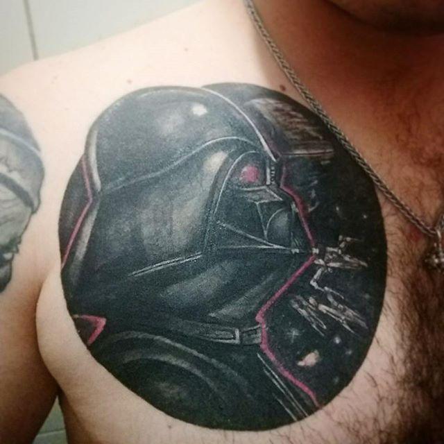 L10 CoveUp in progress #darthvader #coverup #tattoo #tattoobrasil #tattoobrazil #brazil #Maringá #tattomaringa #rattoos #artist #tattoer #tattoooftheday #tattoocollection #tattoomachine #tatuagem #tattrx #Paraná #tattooparana #tattooart #tattooworkers #tattooartist #tattooistartmag #tattomagazine #inked #gettinginked #inkedmagazine #tatuaje @tattoo2me…
