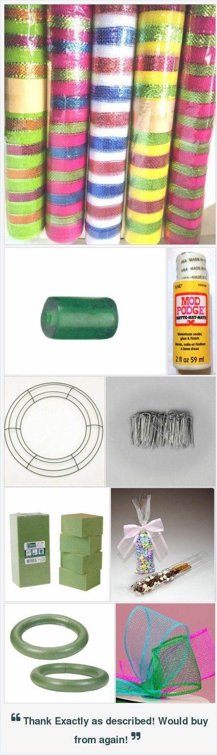 Buy 2, get 1 free (add 3 to cart) from jellybeanjunctionnc BUY 2 GET 1 FREE OVER 100 ITEMS TO MIX AND MATCH! 2 DAYS ONLY LIMITED SUPPLIES http://r.ebay.com/lnBoVZ DECO MESH WIRE WREATH FRAMES BEADS FLORAL FOAM FOAM WREATH FORMS FLORAL GREENING PINS MOD PODGE 100PC PRETZEL ROD BAGS AND MORE!! http://www.ebay.com/sme/jellybeanjunctionnc/Buy-2-get-1-free-add-3-to-cart/so.html?_soffid=5016270103&_soffType=OrderSubTotalOffer&_sid=2054254