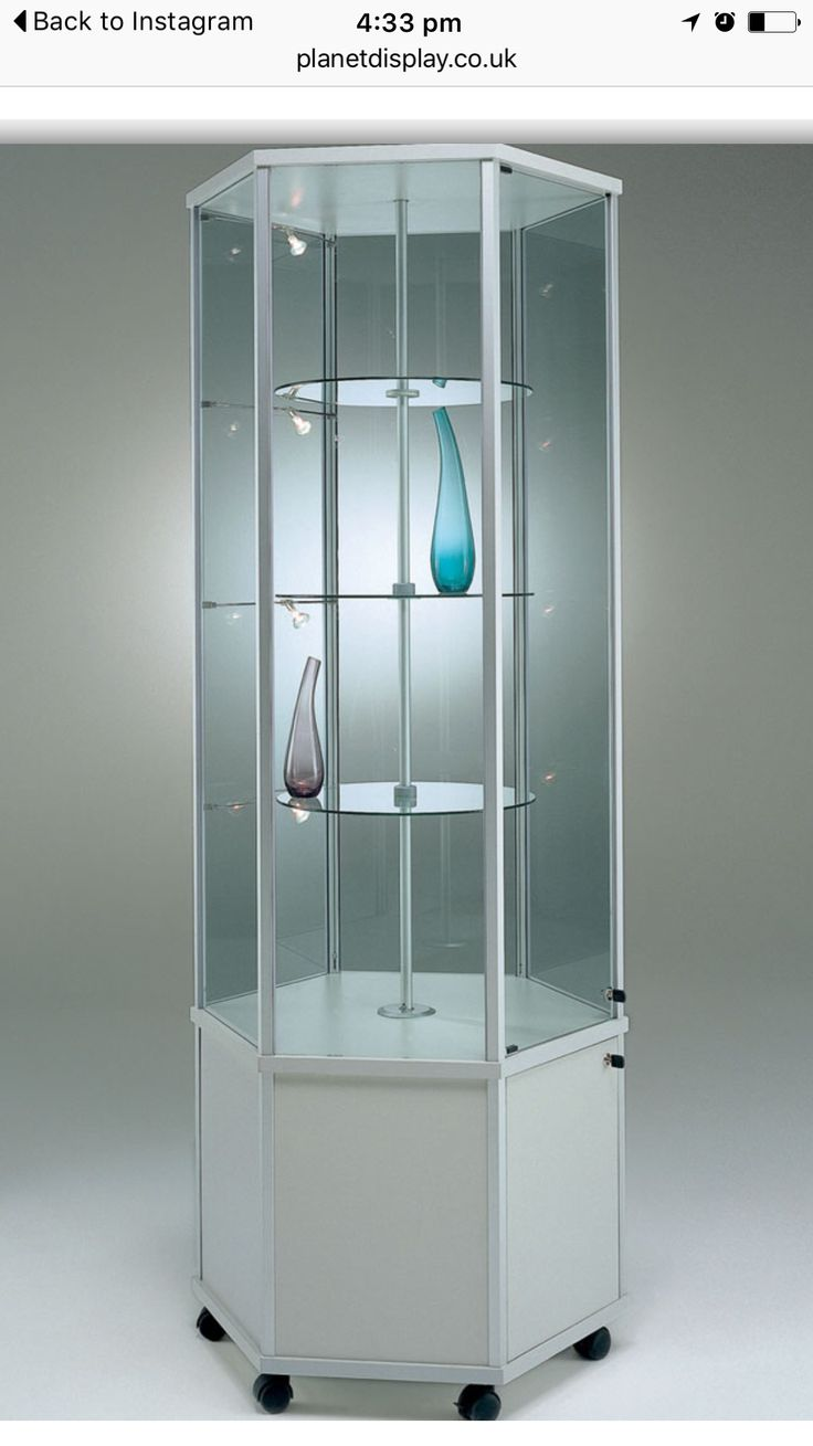 kitchen cabinet dp glass cabinets co furniture uk acquario display home interlink amazon