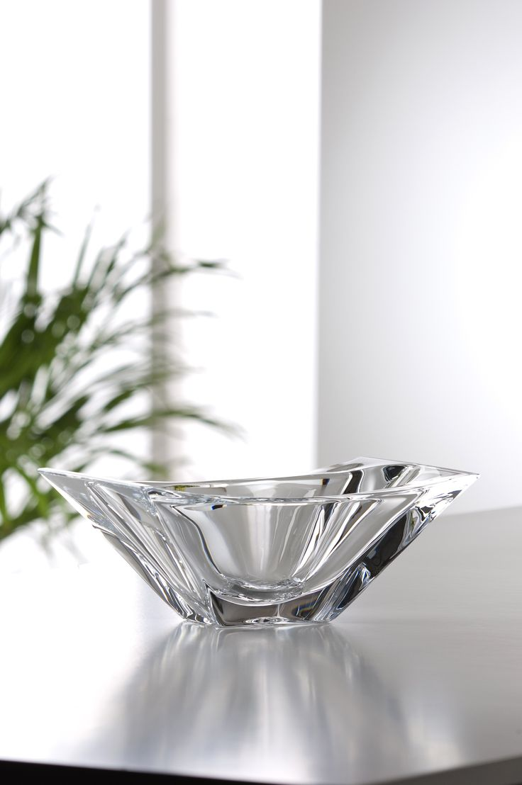The Wishlist Gifts - Clarity Bowl - Galway Crystal   Was €79.95 NOW €49.95!!!