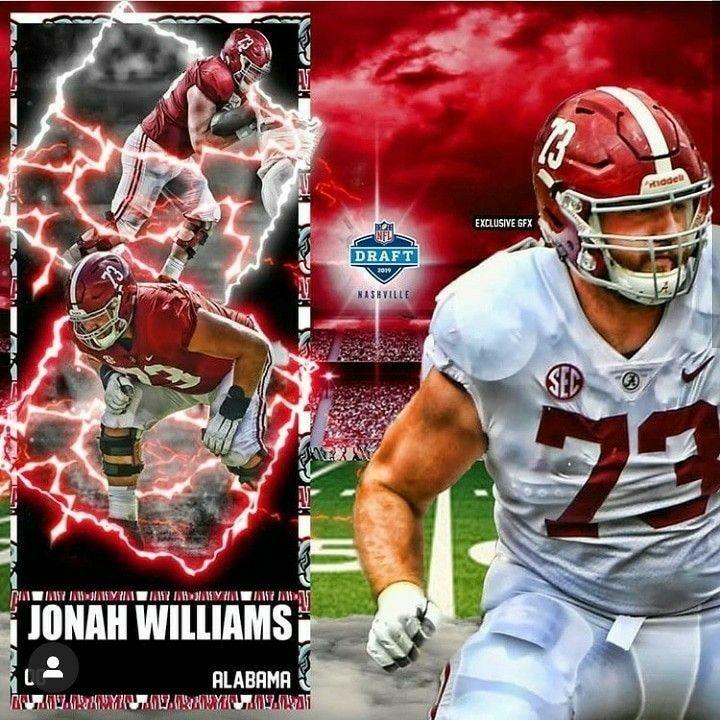 Jonah Williams Alabama Alabama Alabama Football Bama Football