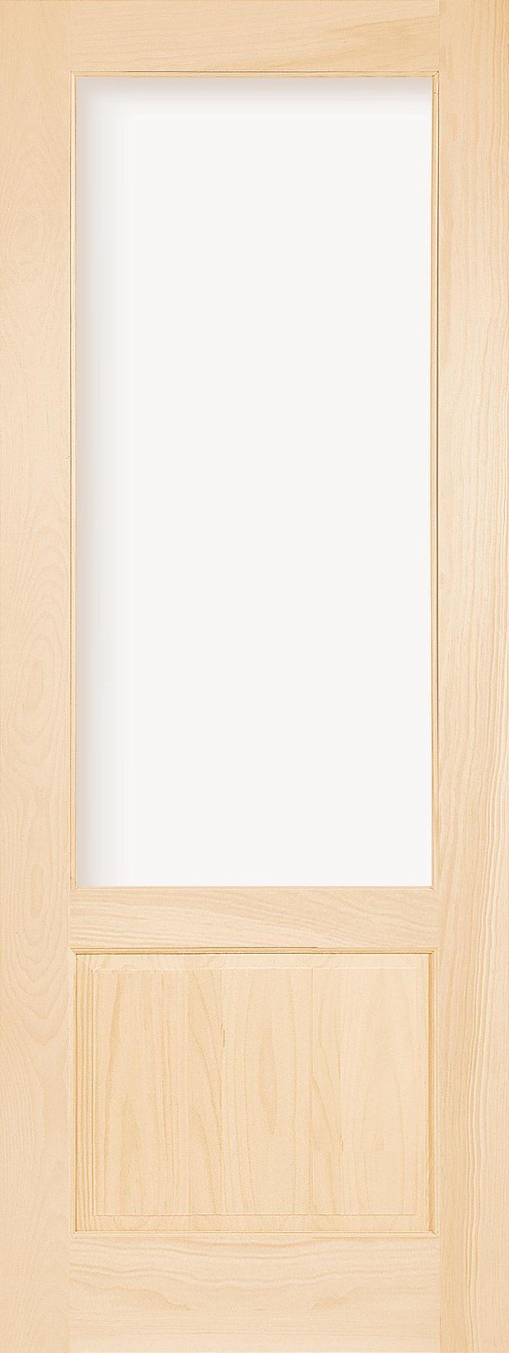 Interior Wood Glass Panel Interior Door | JELD-WEN Windows & Doors
