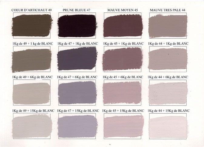 Emery & cie - Peintures - Peinture Mate - Couleurs - Degrades - Page 08