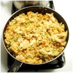 Not fried-rice