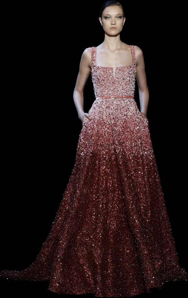 ELIE SAAB - Haute Couture - Herbst Winter 2014-2015