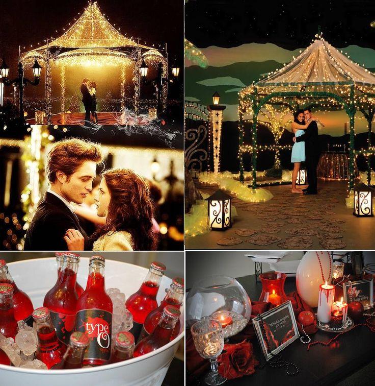 Unique Wedding Themes: Twilight Themed Prom Theme