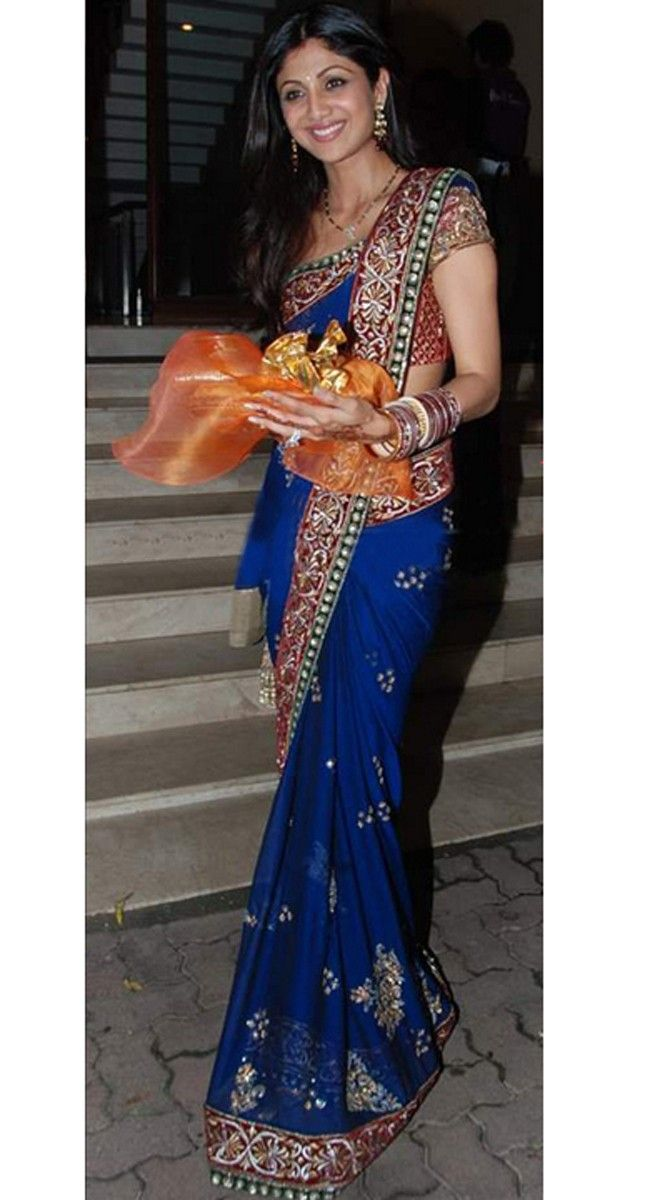 Bollywood Sarees | Celebrity Sarees | Latest Bollywood ...