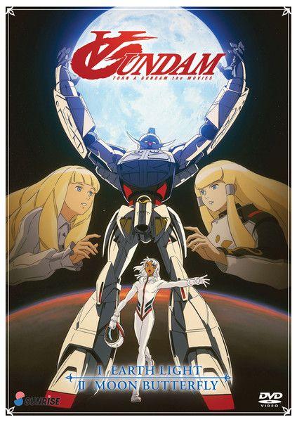 Turn A Gundam Movies DVD