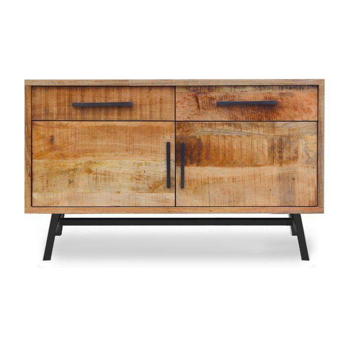 Sideboard Don London Sideboard Holz Holz Deko
