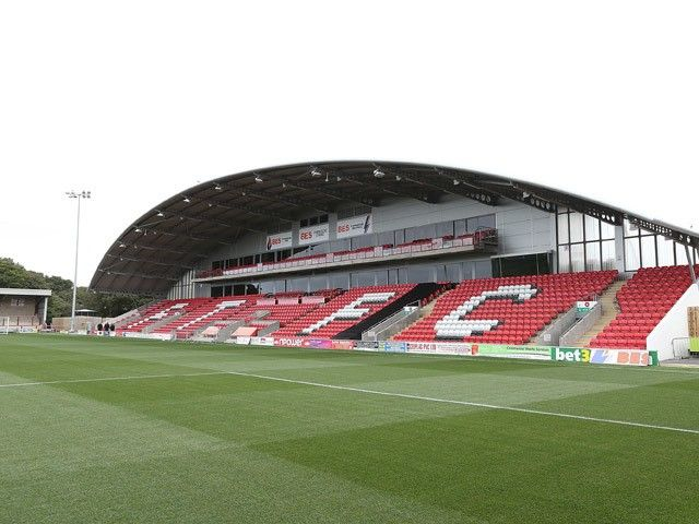 Fleetwood Town sign former Barcelona youngster Godswill Ekpolo