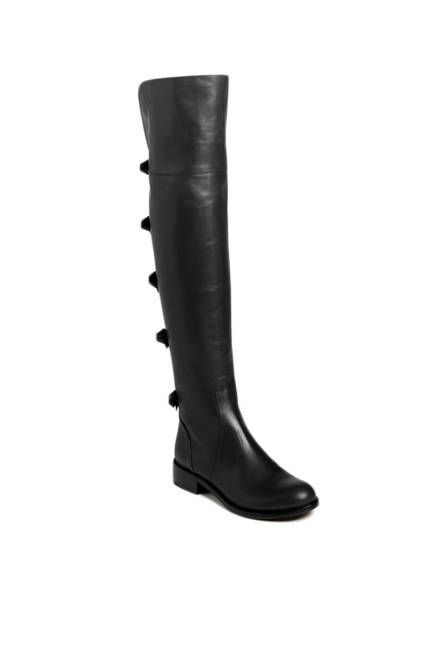 Valentino Bow Over-the-Knee Boots, $1,495; nordstrom.com  Photo: Courtesy of Nordstrom