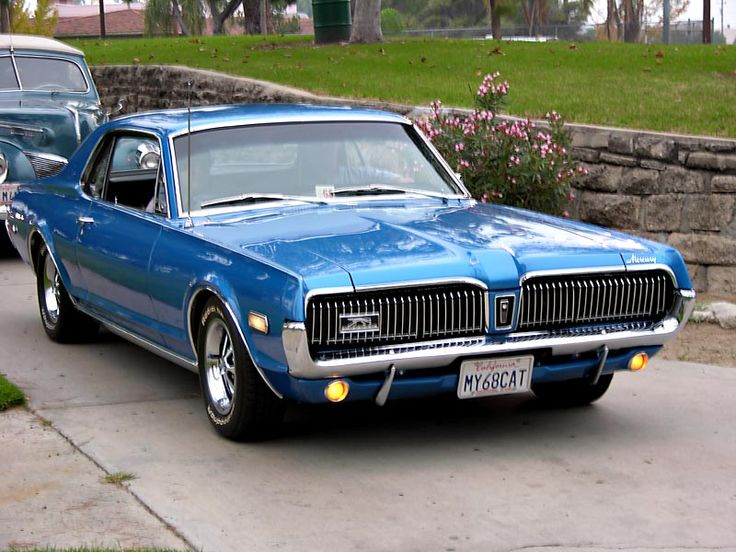 1000+ images about Mercury Cougar on Pinterest   Cars ...