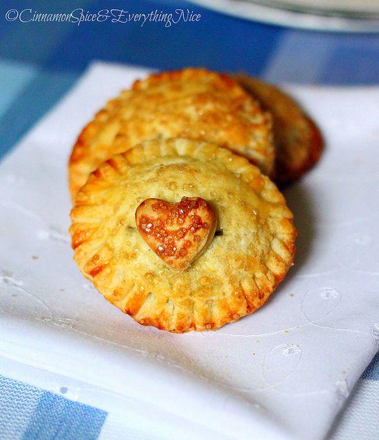 how to make mini fruit pies