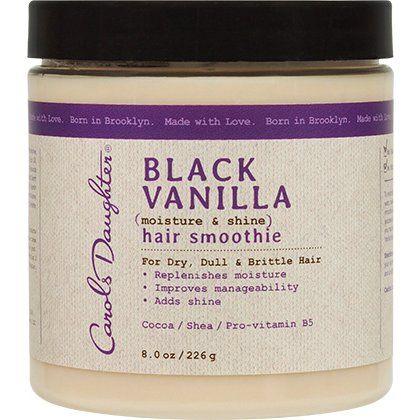 Carol's Daughter Black Vanilla Hair Smoothie - CurlMart