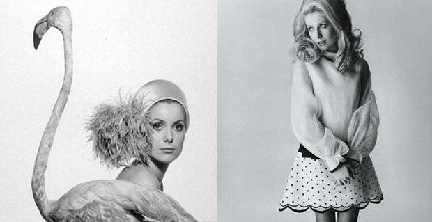 Historie módní fotografie - 60. a 70. léta » Light Garden Magazine
