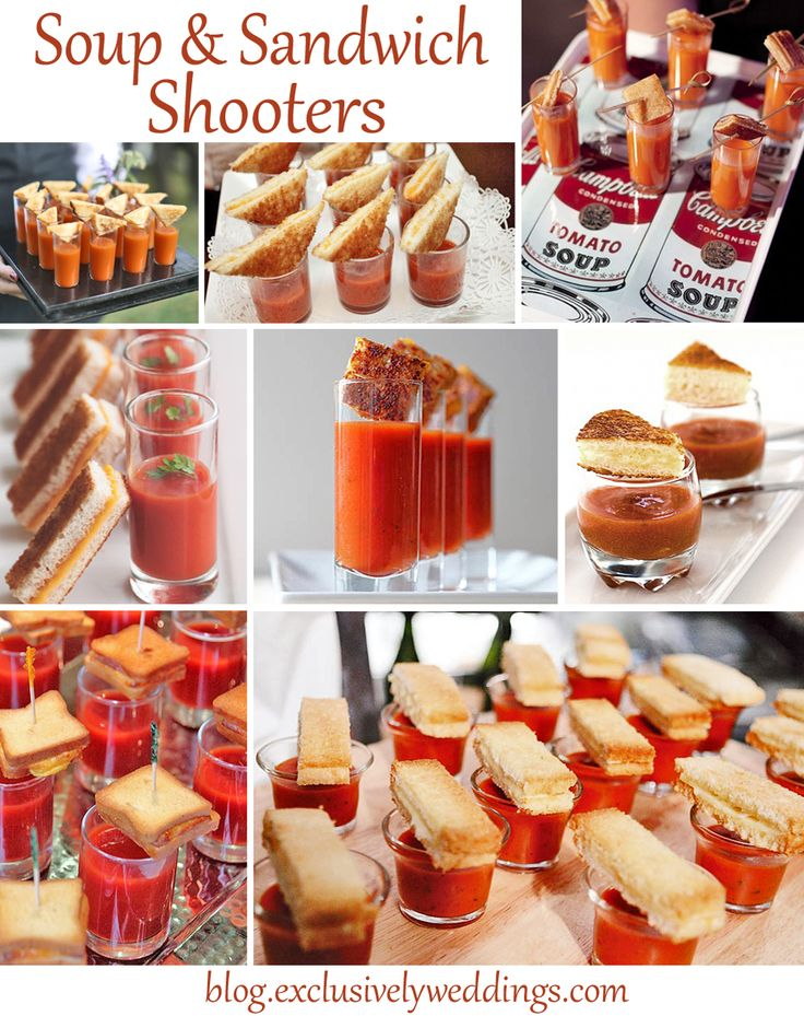 70 best food served in shooters for wedding reception images on impress your wedding reception guests serve the meal in shooters diy solutioingenieria Gallery