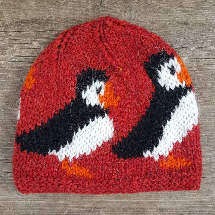 The 10 best Puffin Hats images on Pinterest | Ice land, Iceland and ...