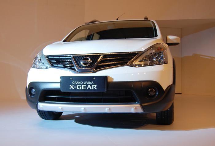 nissan Grand Livina 2014 X Gear