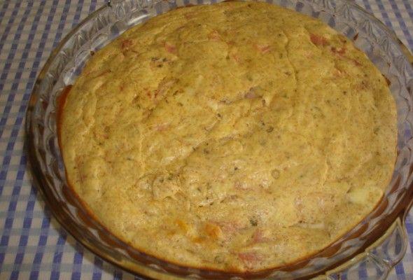 Torta de ricota Dukan